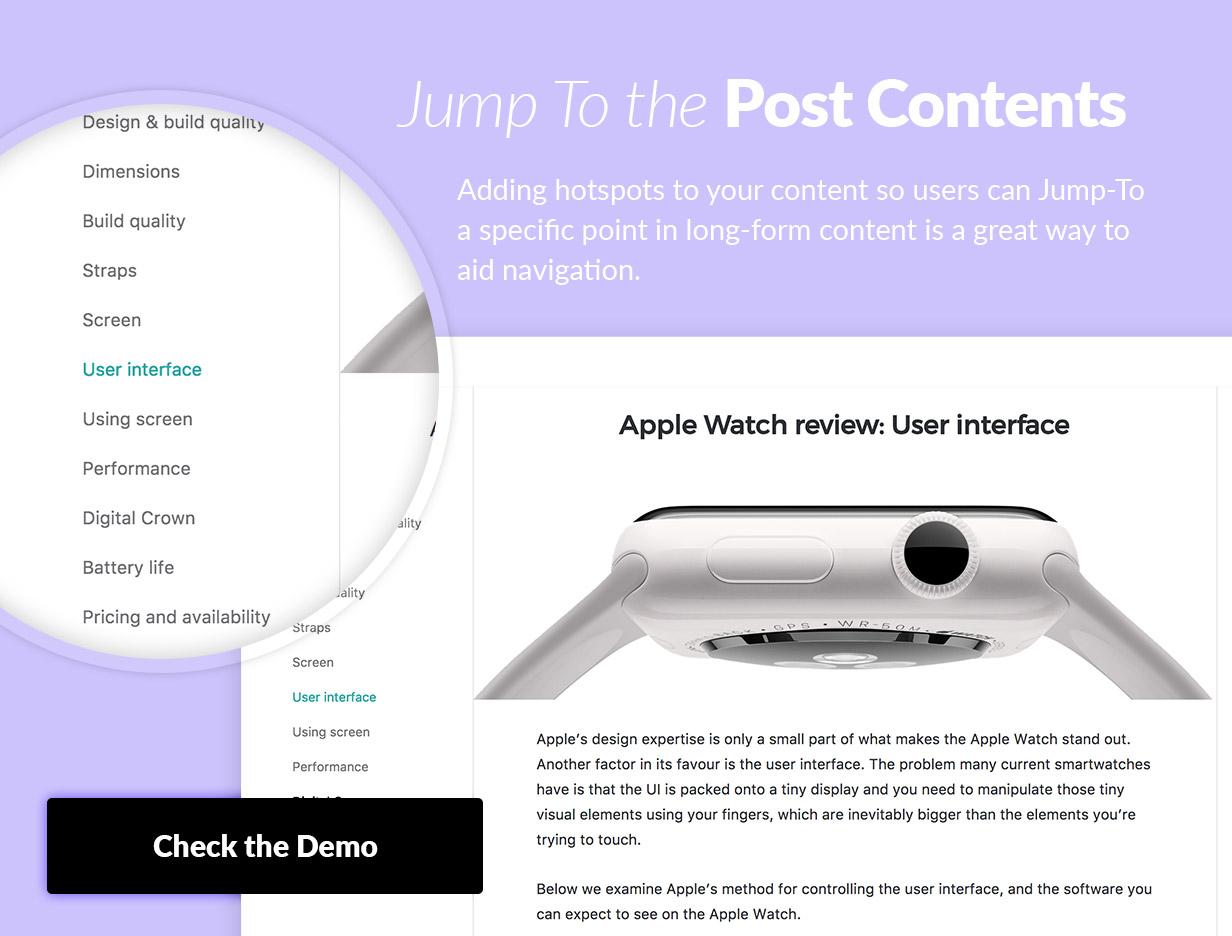 jump to - Jannah - Newspaper Magazine News BuddyPress AMP