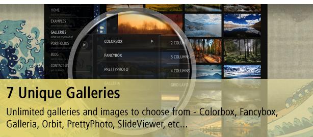 ks08 - KingSize Fullscreen Photography Theme