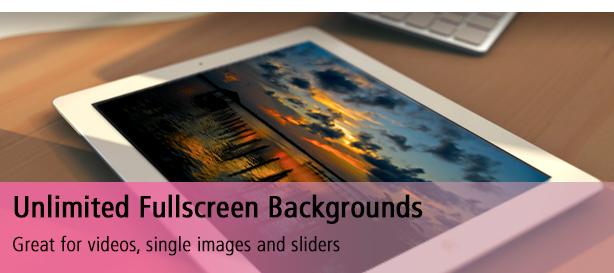 ks09 - KingSize Fullscreen Photography Theme