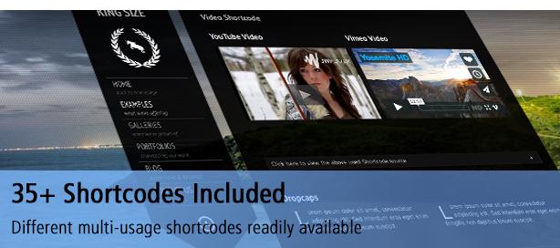 ks13 - KingSize Fullscreen Photography Theme