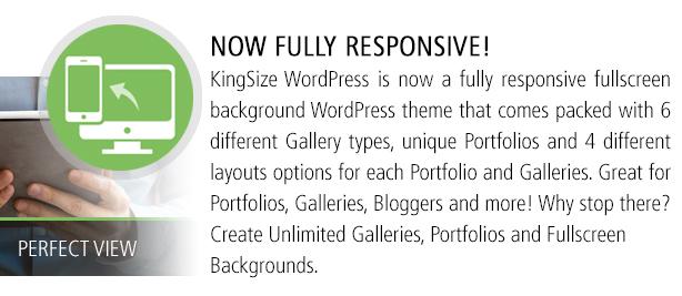 ks20 - KingSize Fullscreen Photography Theme