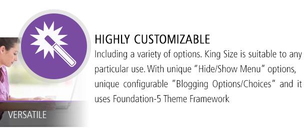 ks23 - KingSize Fullscreen Photography Theme