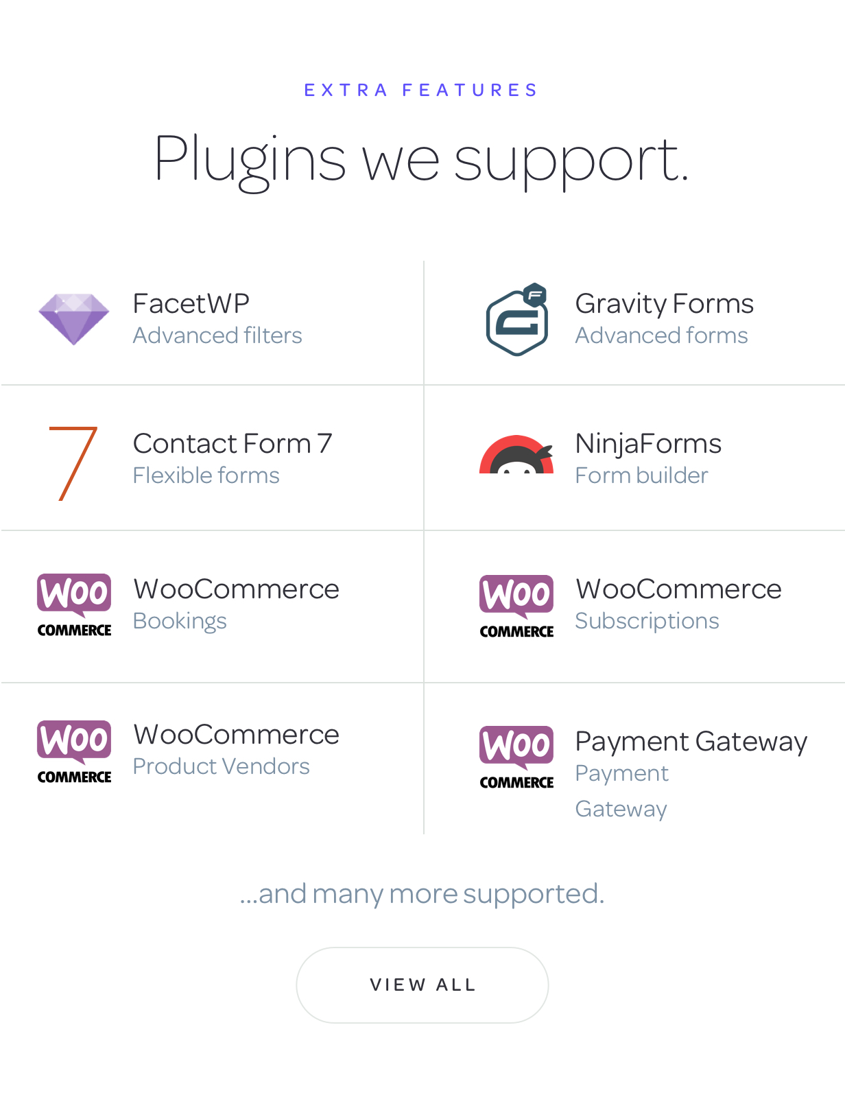 listify supported plugins 2 0 updated - Listify - Directory WordPress Theme