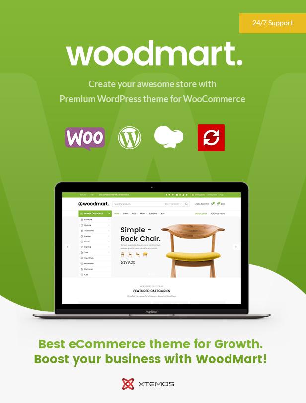 main - WoodMart - Responsive WooCommerce WordPress Theme
