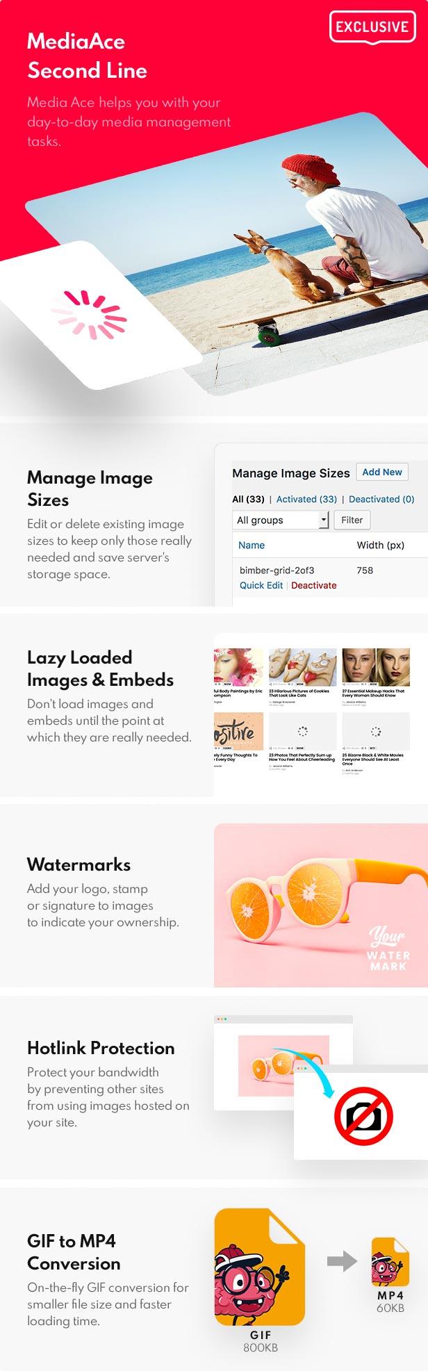 media ace - Bimber - Viral Magazine WordPress Theme