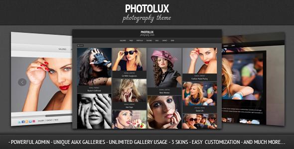 photolux pres - Story - Creative Responsive Multi-Purpose Theme