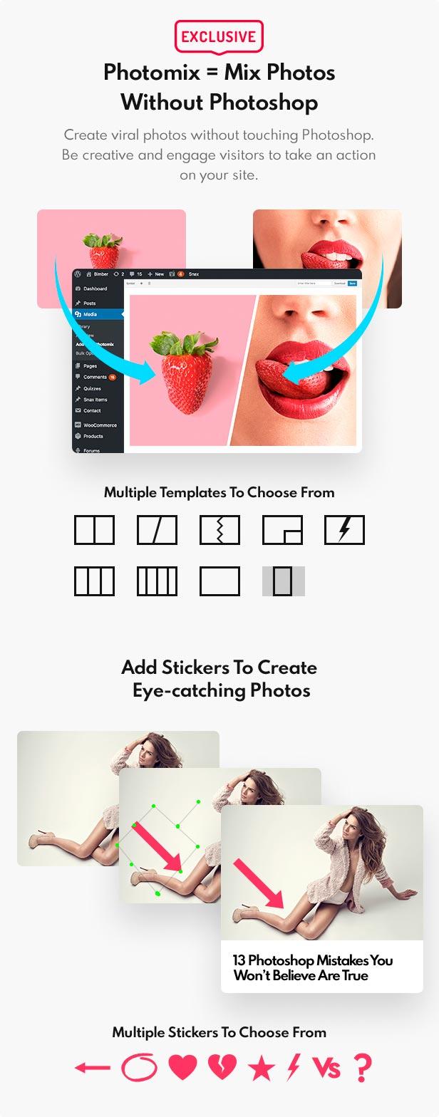 photomix - Bimber - Viral Magazine WordPress Theme