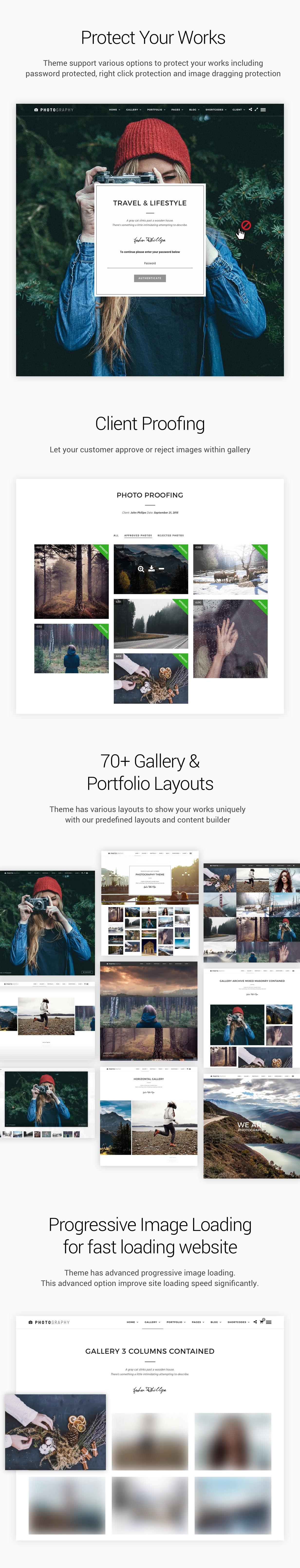 piece4 - Photography WordPress