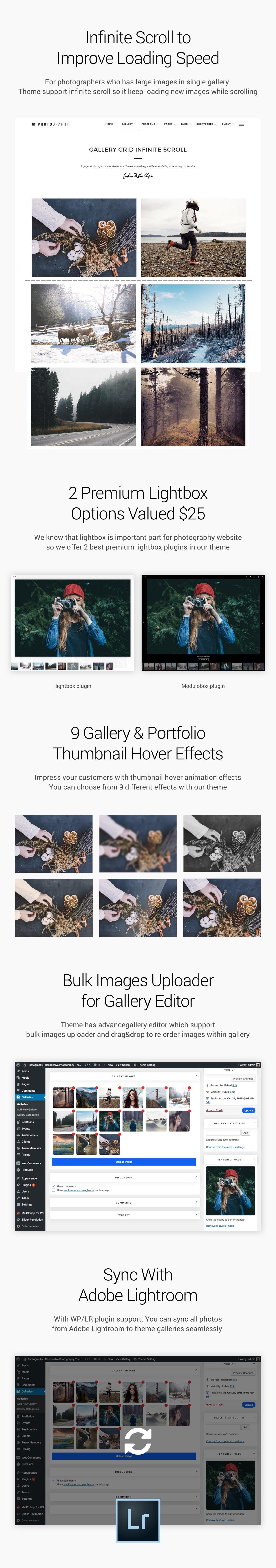 piece5 - Photography WordPress