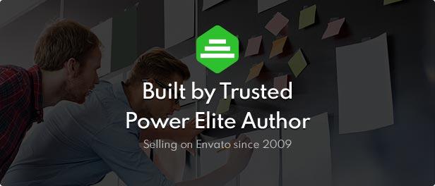 power elite author - Bimber - Viral Magazine WordPress Theme