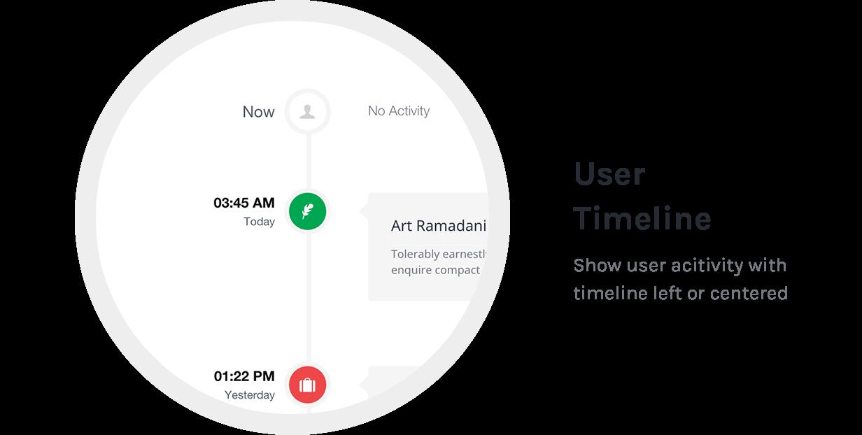prez 10 - Neon - Bootstrap Admin Theme
