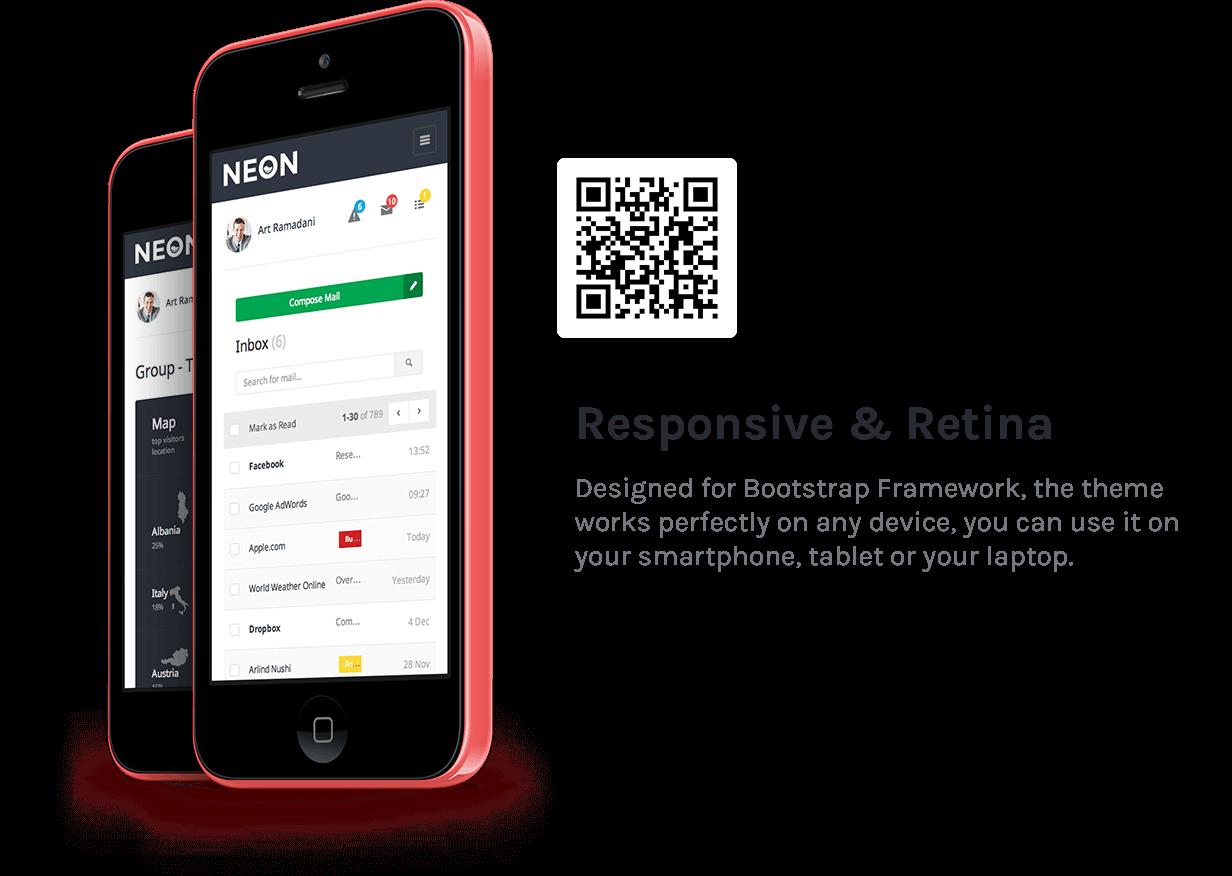 prez 16 - Neon - Bootstrap Admin Theme