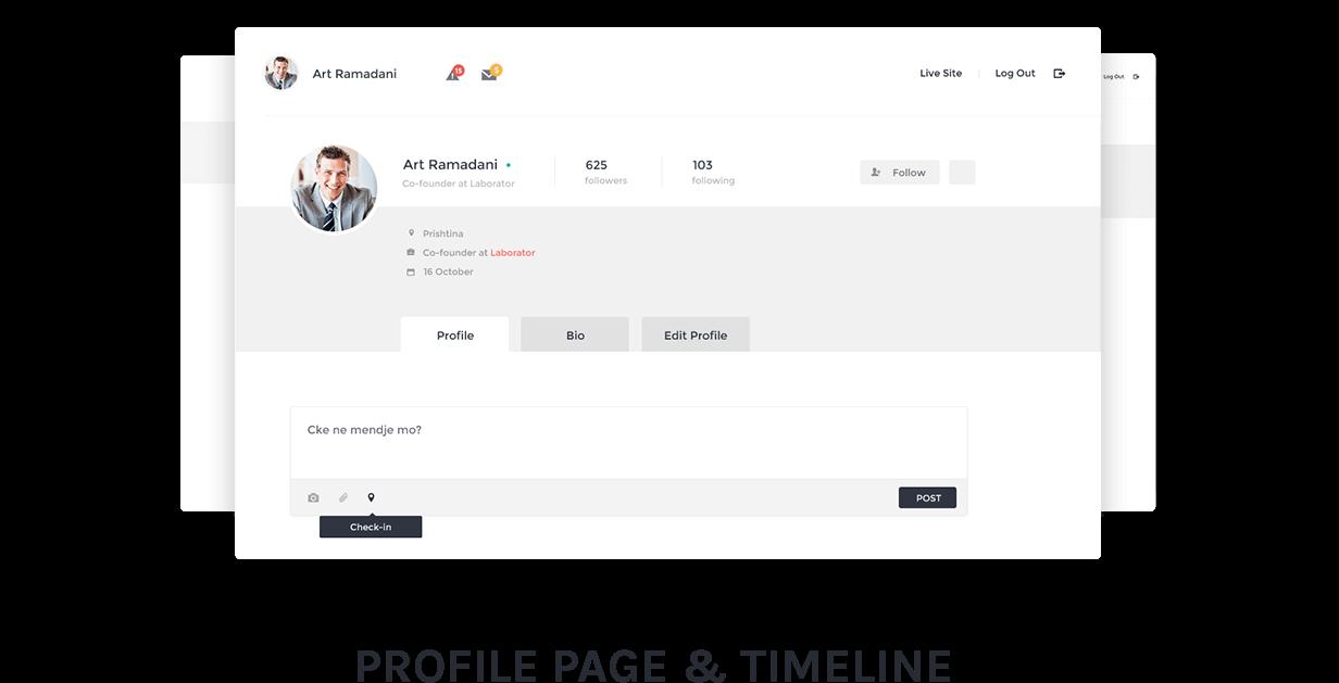 prez 6 - Neon - Bootstrap Admin Theme