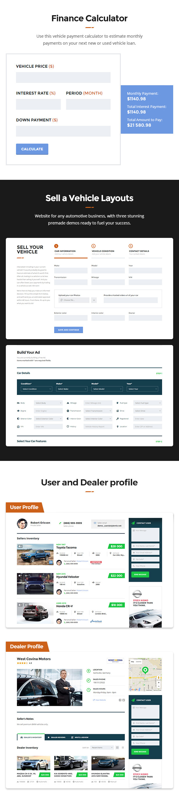 promo 3 - Motors - Car Dealer, Rental & Classifieds WordPress theme