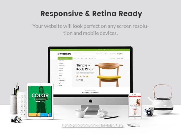responsive - WoodMart - Responsive WooCommerce WordPress Theme