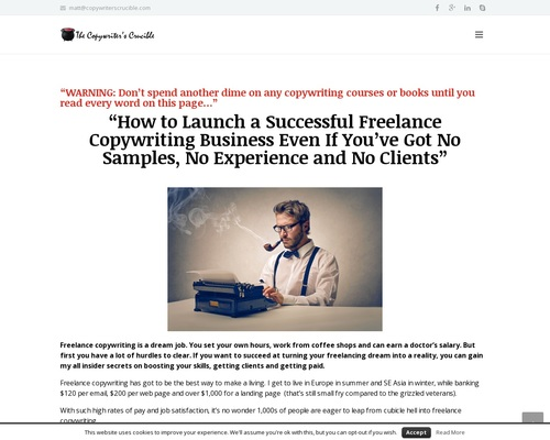 rhino83 x400 thumb - The Copywriter's CrucibleHow to Become a Freelance Copywriter without Experience