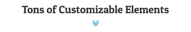 shortcodes title - BeTheme - HTML Responsive Multi-Purpose Template