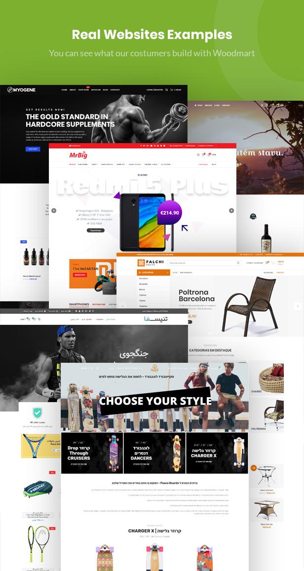 showcase - WoodMart - Responsive WooCommerce WordPress Theme