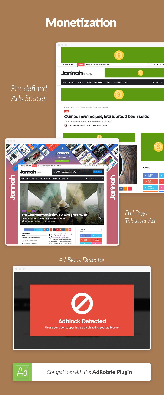 stream - Jannah - Newspaper Magazine News BuddyPress AMP