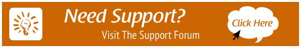 support forum - 907 - Responsive Multi-Purpose WordPress Theme