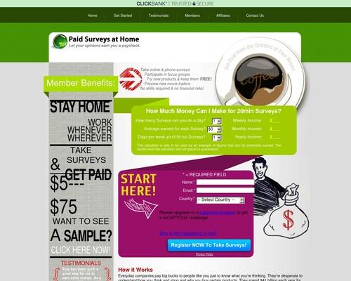 surveys24 x400 thumb - Paid Surveys at Home -