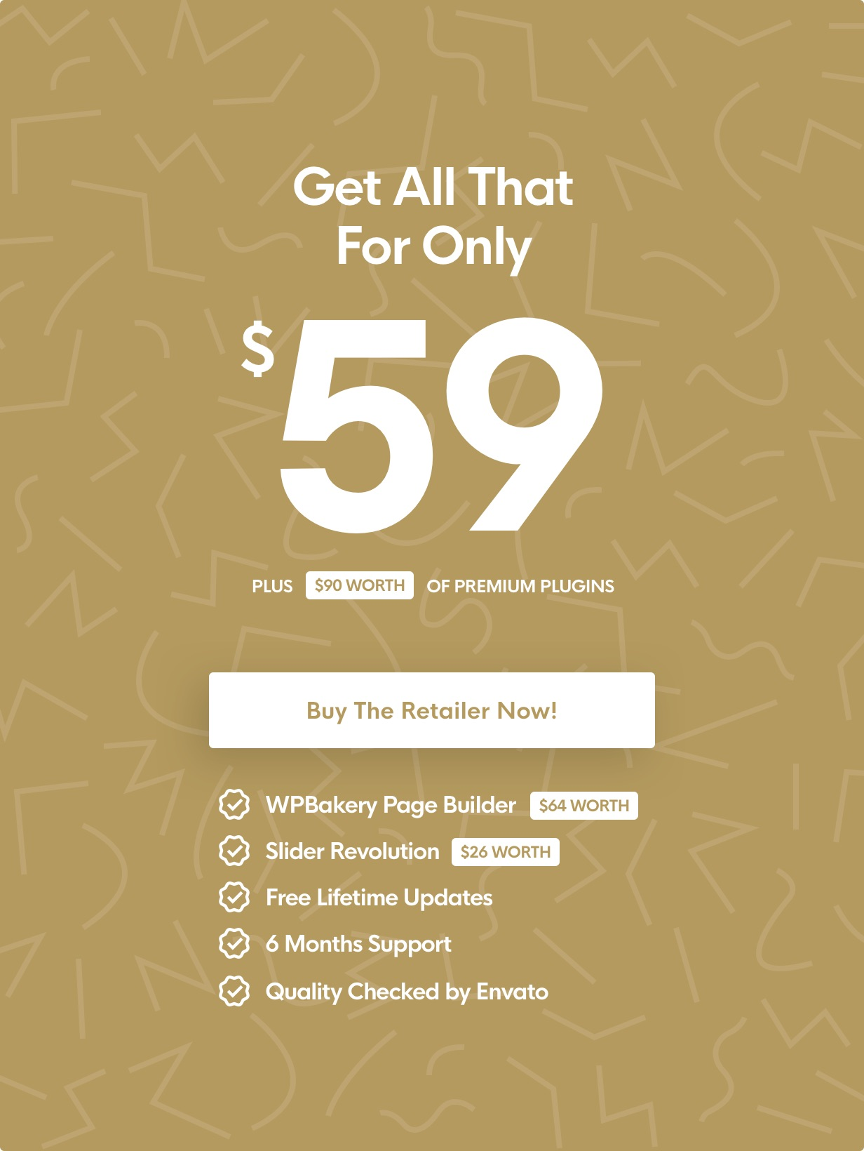 the retailer cta 59 - The Retailer - eCommerce WordPress Theme for WooCommerce