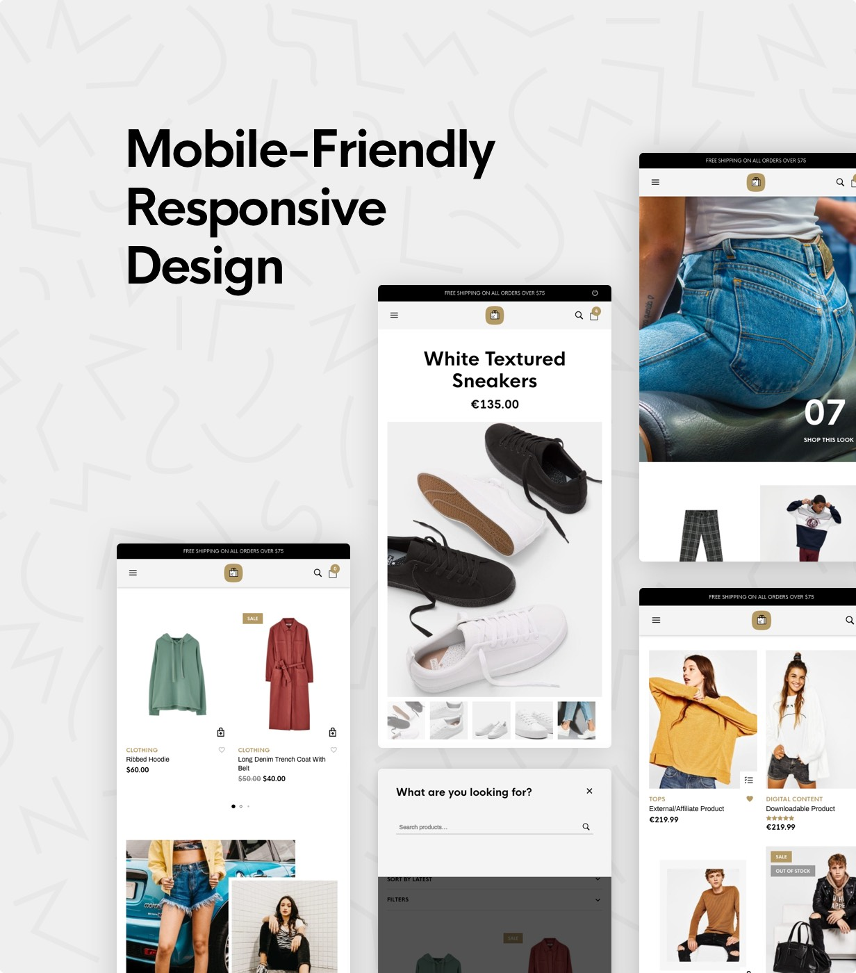 the retailer responsive woocommerce theme - The Retailer - eCommerce WordPress Theme for WooCommerce