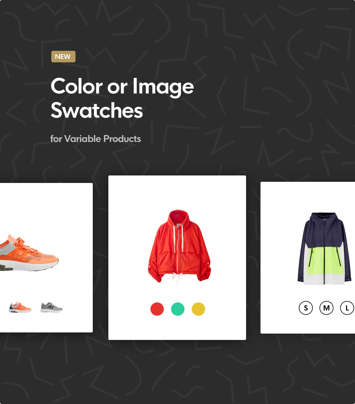 the retailer woocommerce variation swatches - The Retailer - eCommerce WordPress Theme for WooCommerce