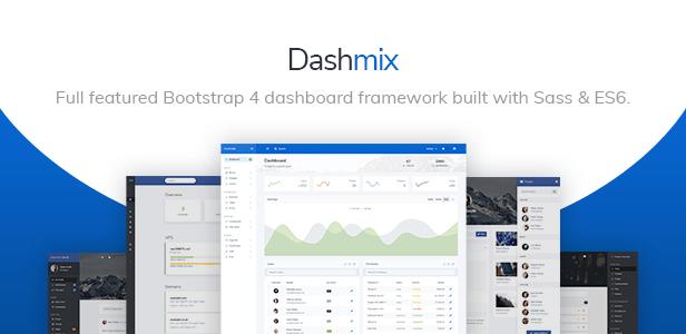 themeforest suggest dashmix - ProUI - Responsive Bootstrap Admin Template