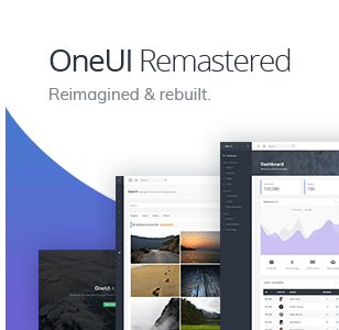 themeforest suggest oneui - ProUI - Responsive Bootstrap Admin Template