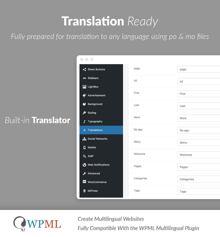 translation - Jannah - Newspaper Magazine News BuddyPress AMP