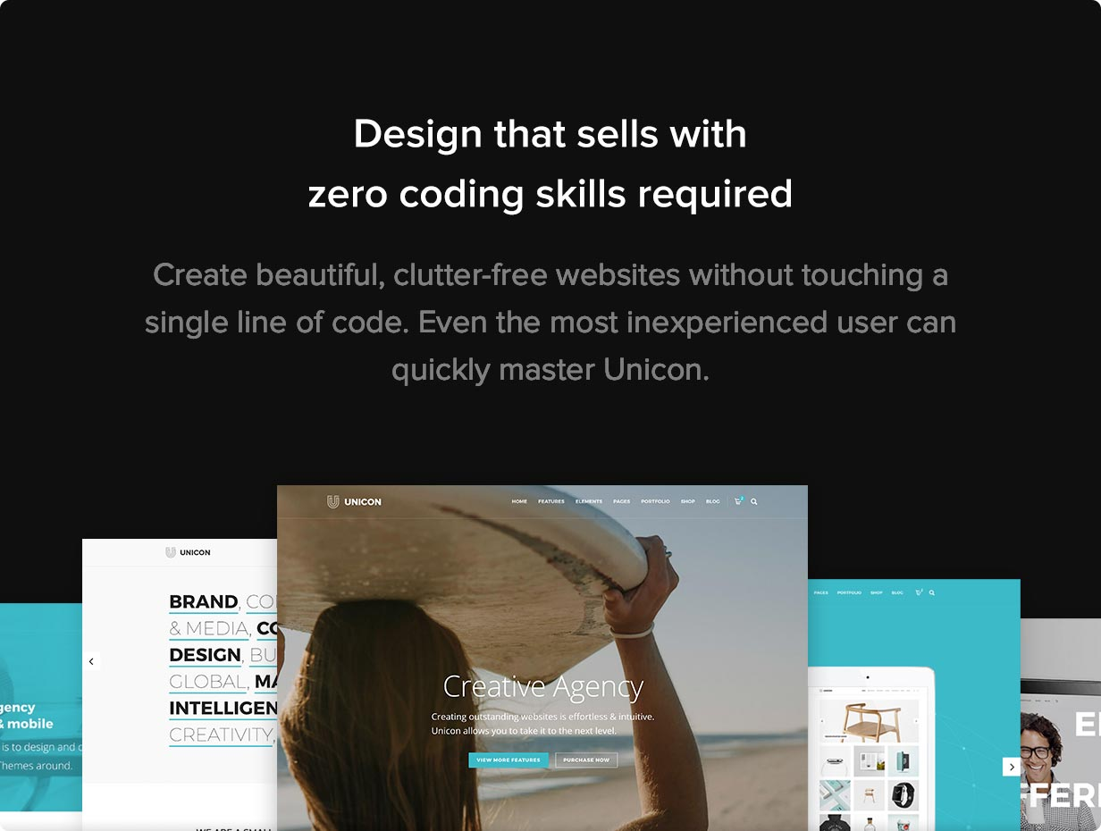 unicon design2 - Unicon | Design-Driven Multipurpose Theme