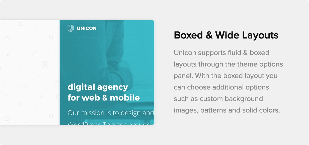unicon feature 5 - Unicon | Design-Driven Multipurpose Theme