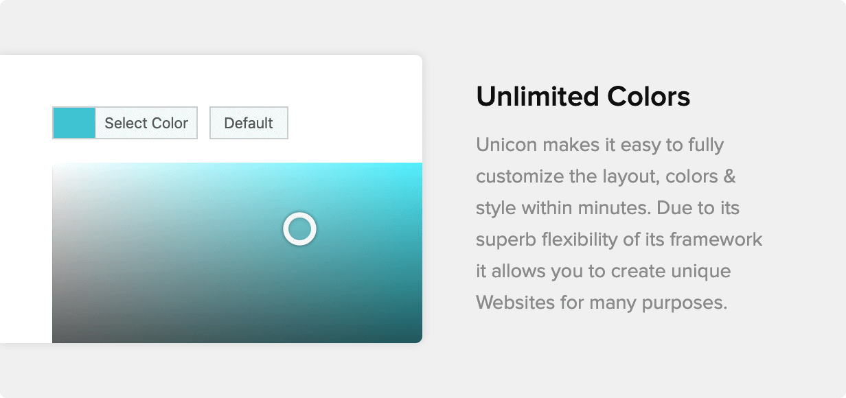 unicon feature 8 - Unicon | Design-Driven Multipurpose Theme