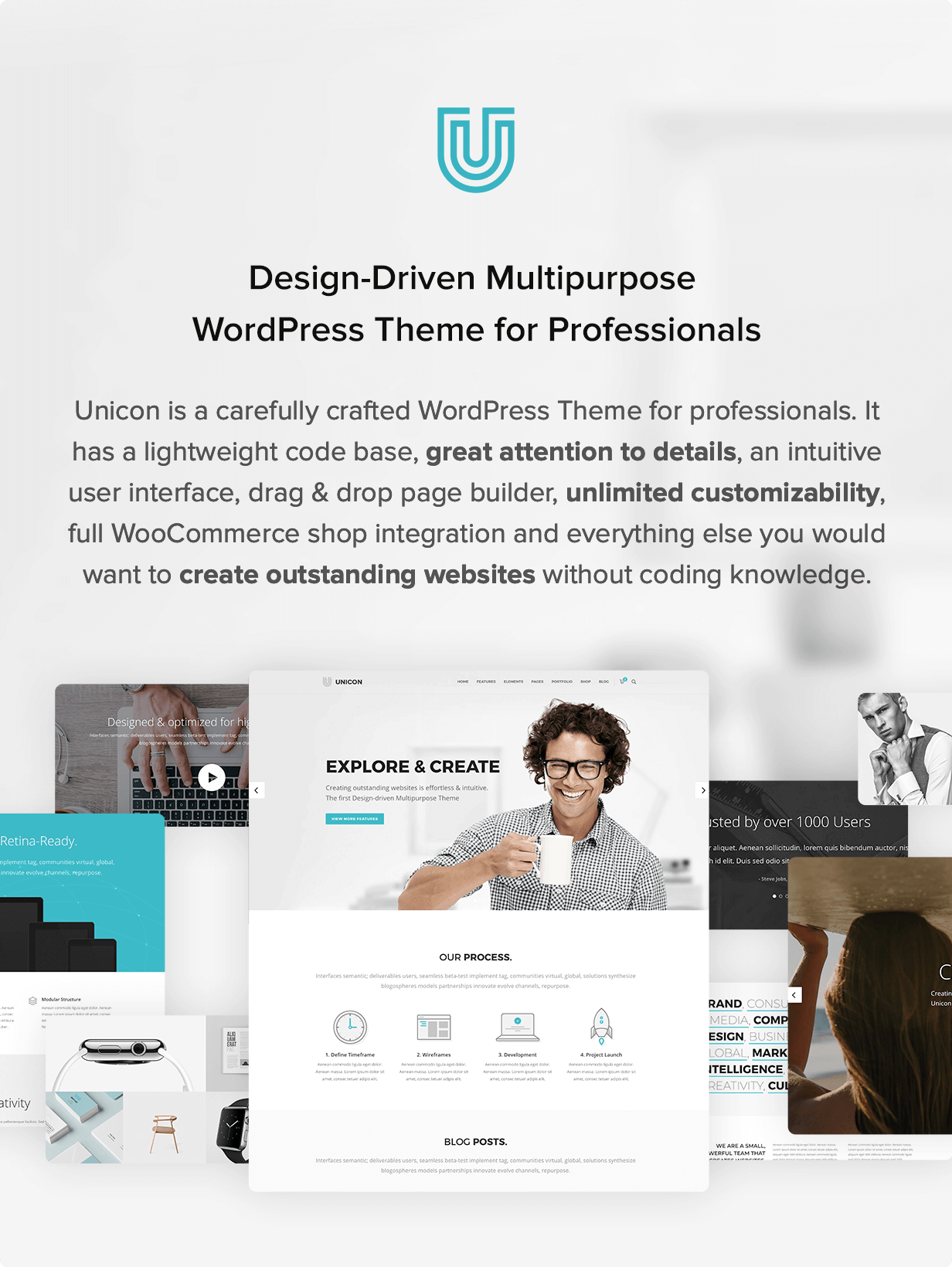 unicon intro3 - Unicon | Design-Driven Multipurpose Theme
