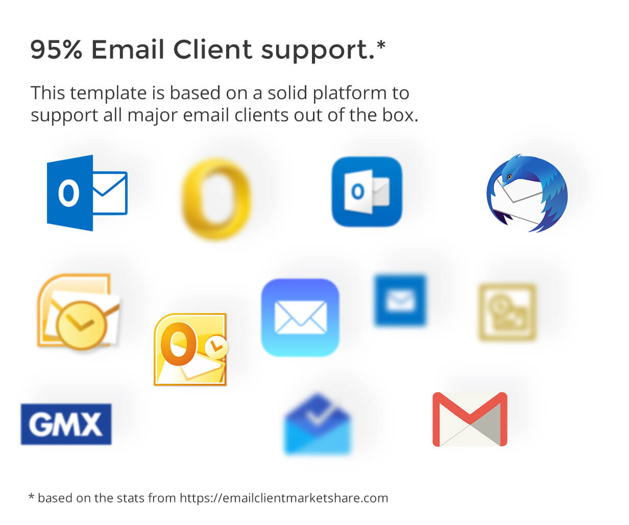 vendors - Market - Email Template for Mailster
