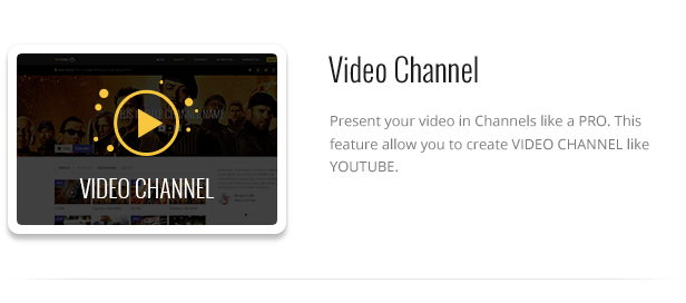 video channel - True Mag - WordPress Theme for Video and Magazine