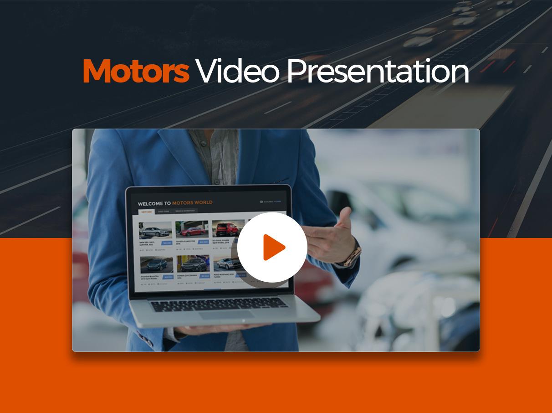 videobg - Motors - Car Dealer, Rental & Classifieds WordPress theme