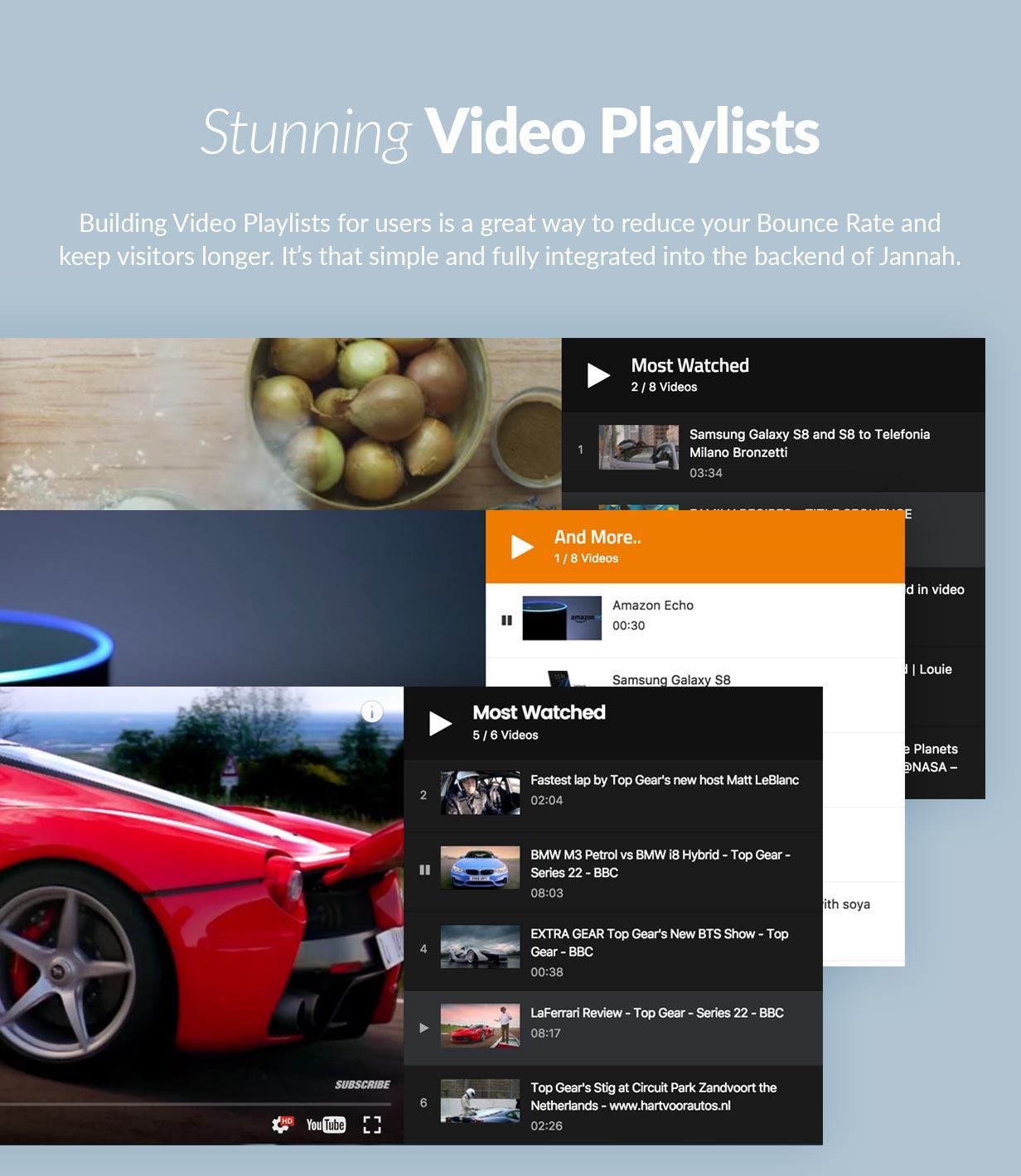 videos - Jannah - Newspaper Magazine News BuddyPress AMP