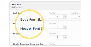 wp h code features img typography settings new - H-Code Responsive & Multipurpose WordPress Theme