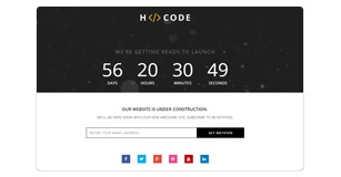 wp h code features img under construction maintenance new - H-Code Responsive & Multipurpose WordPress Theme