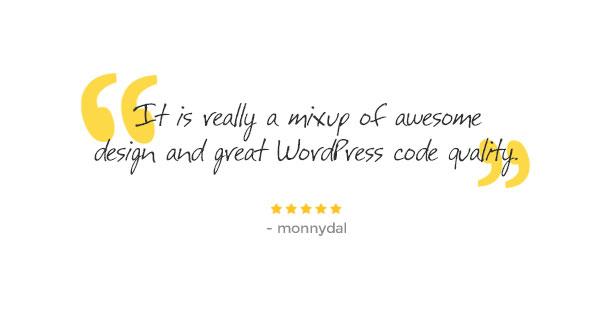 wp h code testimonial new - H-Code Responsive & Multipurpose WordPress Theme