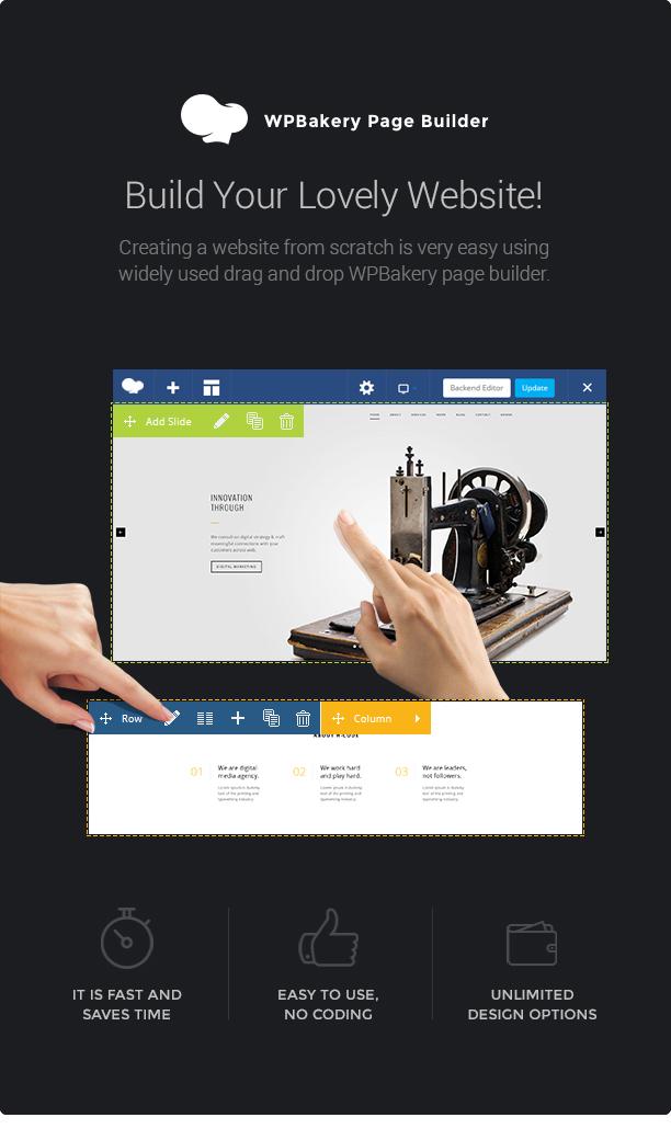 wp h code visual composer new 08 feb 2019 - H-Code Responsive & Multipurpose WordPress Theme