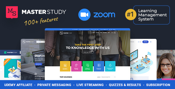 00 preview classic 7 LMS1.  large preview - Education WordPress Theme - Masterstudy