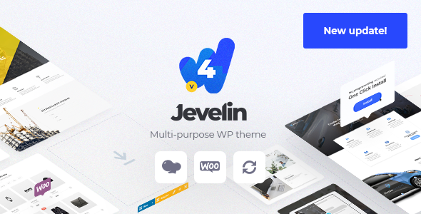 01 jevelin cover.  large preview - Jevelin | Multi-Purpose Responsive WordPress AMP Theme