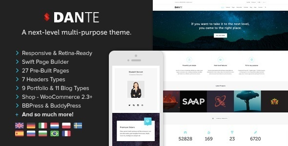01 preview.  large preview dante.  large preview - Dante - Responsive Multi-Purpose WordPress Theme