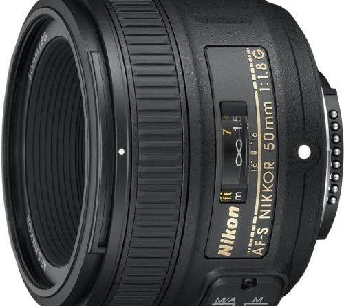 1599892194 51H8IcZHAhL. AC  500x445 - Nikon AF-S Nikkor 50mm f/1.8G Lens