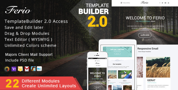 1600044103 513 01 ThemePreview.  large preview - Multimail | Responsive Email Template Set + Builder Online