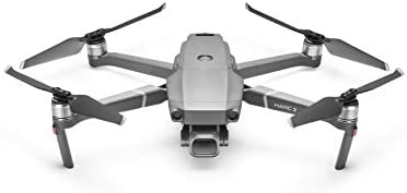 "1600629249 31tRtqp5PuL. AC  - DJI Mavic 2 Pro - Drone Quadcopter UAV with Hasselblad Camera 3-Axis Gimbal HDR 4K Video Adjustable Aperture 20MP 1"" CMOS Sensor, up to 48mph, Gray"