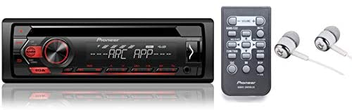 1600759201 31gdBD8kJyL. AC  - Pioneer Single Din In-Dash CD/CD-R/Rw, MP3/Wma/Wav Am/FM Front USB/Auxiliary Input MIXTRAX and Arc Support Car Stereo Receiver Detachable Face Plate